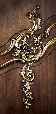 Antique French Rococo Walnut Armoire | Antiques | Inessa Stewart's Antiques                                                                                                                                                      More