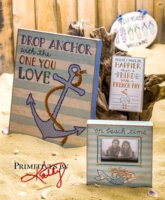 Beach Gifts and Decor.