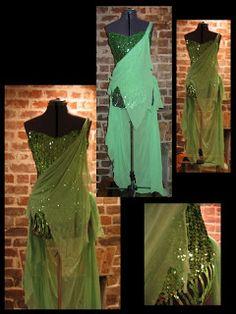 Betsy's Costumery: Green Fairy