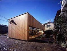Engawa House by Tezuka Architects, Japan