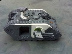 The Grim, Warhammer 40000, Space Marine, Armored Vehicles, Marines, Army, Miniatures, Inspiration, Tanks