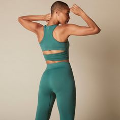 New Moonchild Supernova Leggings and top has arrived. This is the Blue Clay colors. Moonchild, Clay, Leggings, Colors, Beautiful, Collection, Tops, Dresses, Style