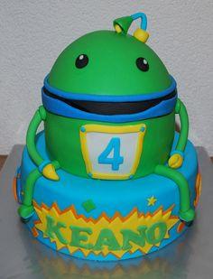 Team Umizoomi cake