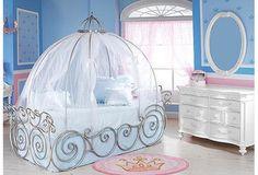 Wish | Cindrella baby room