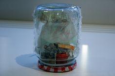 Befőttes üvegben a Világ! The World in the jar!