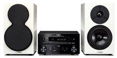 Yamaha MCR-755 -3D-Blu-ray-stereosarja. Yamaha, 3d