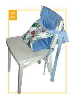 mobiler Babysitz für Stühle