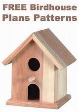 Free birdhouse plans, bird house