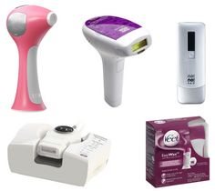 Veet EasyWax featured on @Kristine: At Home Hair Removal Devices To Try.
