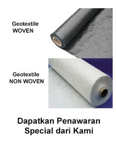 jual geotextile non woven eceran « WELCOME TO BAMBOOINA GEOSYNTHETIC