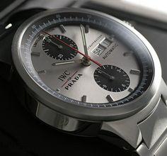 IWC for Prada GST Chronograph Automatic