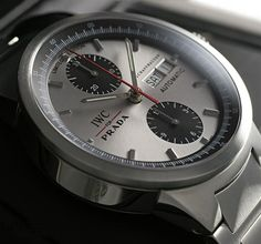 IWC for Prada GST Chronograph Automatic