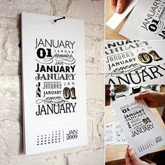 oh calendar!