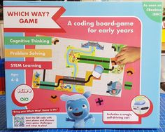 My boys have enjoyed their magazines for many years and now they are branching out with a range of kits and games. Stem Learning, Just A Game, Self Driving, Computer Programming, Problem Solving, Kids Playing, Board Games, September