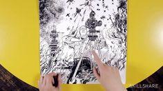 Yuko Shimizu  Mastering Inking:  Basic and Pro Techniques - Skillshare