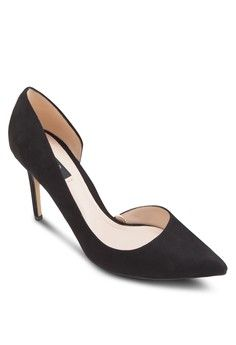 18778dcf82d Pointed Toe Pumps from Mango in black 1 Pointed Toe Pumps