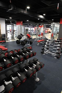 Jatomi free weight area in The Weld, Kuala Lumpur. Read more here: http://www.escapefitness.com/blog/5852/retention-issues-free-weights-answer/