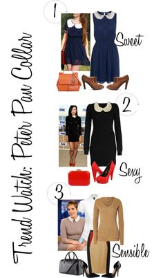 Trend Watch - Peter Pan Collar