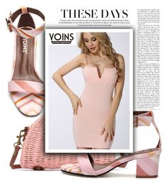 """YOINS (9/VI)"" by samketina ❤ liked on Polyvore featuring yoins, yoinscollection and loveyoins"