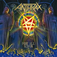 Anthrax – For All Kings – The Power Of Metal.dk