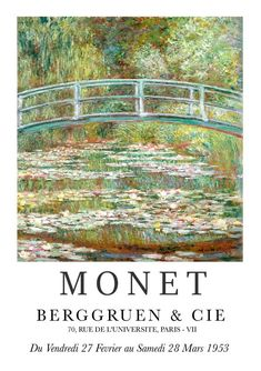 Photo Wall Collage, Collage Art, Poster Wall, Poster Prints, Art Exhibition Posters, New Energy, Claude Monet, New Wall, Aesthetic Art