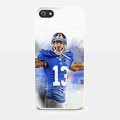 Odell Beckham Jr Art Drawing for Iphone and Samsung Galaxy Case (iphone 5c white)