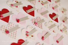 Cute valentine love note idea from @Rebecca Cooper