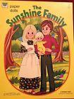 Vintage 1974 The Sunshine Family Paper Dolls Uncut Whitman RARE - http://dolls.goshoppins.com/paper-dolls/vintage-1974-the-sunshine-family-paper-dolls-uncut-whitman-rare/