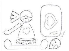 Moldes y Figuras de Sucha Foami: fofuchas planas Mobiles, Kids Rugs, 30, Fairies, Ideas, Felt Templates, Cleaning Hacks, Toys For Girls, Decorated Notebooks