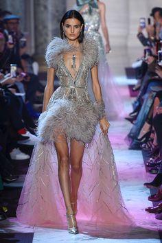 Elie Saab | Haute Couture - Spring 2018 | Look 1
