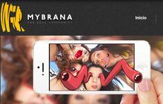 Crea y aprende con Laura: Mybrana. Red social de Realidad Aumentada #RA #AR