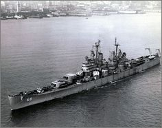 battlecruisers+and+heavy+cruisers | Ship details: http://en.wikipedia.org/wiki/USS_Baltimore_(CA-68)
