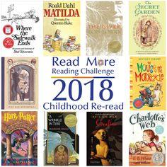 #readmore2018 #readingchallenge #books #childhoodreread #seymourlibrary