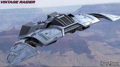 Cylon Raider - Battlestar Galactica (1978-79)