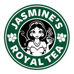 Jasmine's Royal Tea