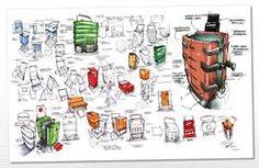 industrial sketch - Поиск в Google