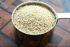 Quinoa is quick, easy and super-healthy. Here's what you need to know about quinoa nutrition, cooking quinoa, and using quinoa in recipes!