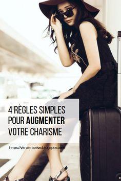 4 règles simples pour augmenter votre charisme   Certaines personnes possèdent naturellement quelques traits de charisme, mais d'autres pas. Dans tous les cas, le charisme s'apprend et se cultive !