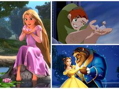 I got: Tangled, The Hunchback of Notre Dame, Beauty and the Beast! Can We Sum Up Your Year In 3 Disney Movies?