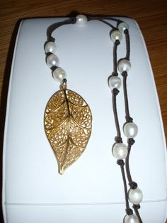 Beautiful Romantic Necklace I found on Etsy.com by IrisMDesigns store!  $35.00