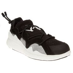 b0f7de4580b Womens Black Y3 Toggle Boost Trainers at Soletrader Trainers