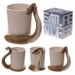 Mug Design Serpents - Anse Couleuvre Brune