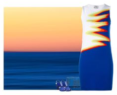 """""""Sunset"""" by cowseatchard ❤ liked on Polyvore featuring Acne Studios and Nine West"""