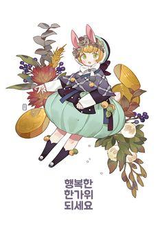 Sugar and spice: Photo Female Character Design, Character Design References, Character Design Inspiration, Game Character, Character Concept, Concept Art, Kawaii Chibi, Kawaii Art, Anime Chibi