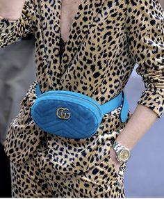 belt bag trend | Gucci bag