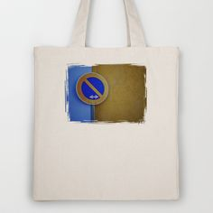 The Sign / Color Swap Tote Bag by Rainer Steinke - $18.00