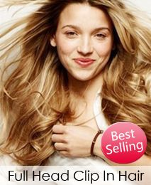Buy Cheap Clip In Hair Extensions & Clip On Hair Extensions Items In UK Online