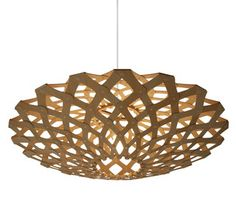 David Trubridge Flax 800 Pendant Lamp | 2Modern Furniture & Lighting
