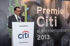 Versión 2013 www.premiocitialmicroempresario.com #citi #citibank
