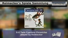 Gameplay : Evil Twin Cyprien's Chronicles [Dreamcast]